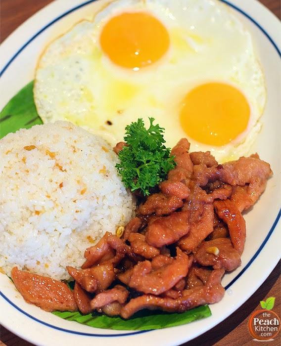 IHOP Filipino Breakfast: Classic Pork Tocino | www.thepeachkitchen.com
