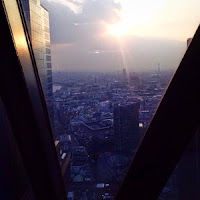 Searcys The Gherkin view