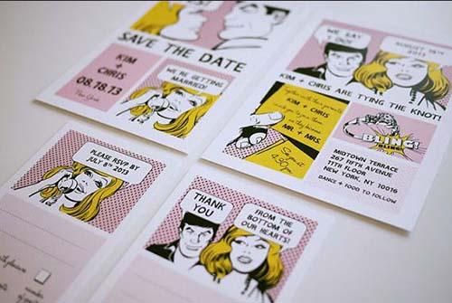 Contoh Kartu Undangan Pernikahan Unik dan Kreatif sebagai Inspirasi
