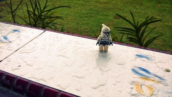 stormtroopers selepas hujan