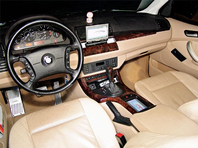 bmw automobiles bmw x5 2001 interior. Black Bedroom Furniture Sets. Home Design Ideas