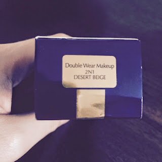 Estée Lauder Double Wear Box.
