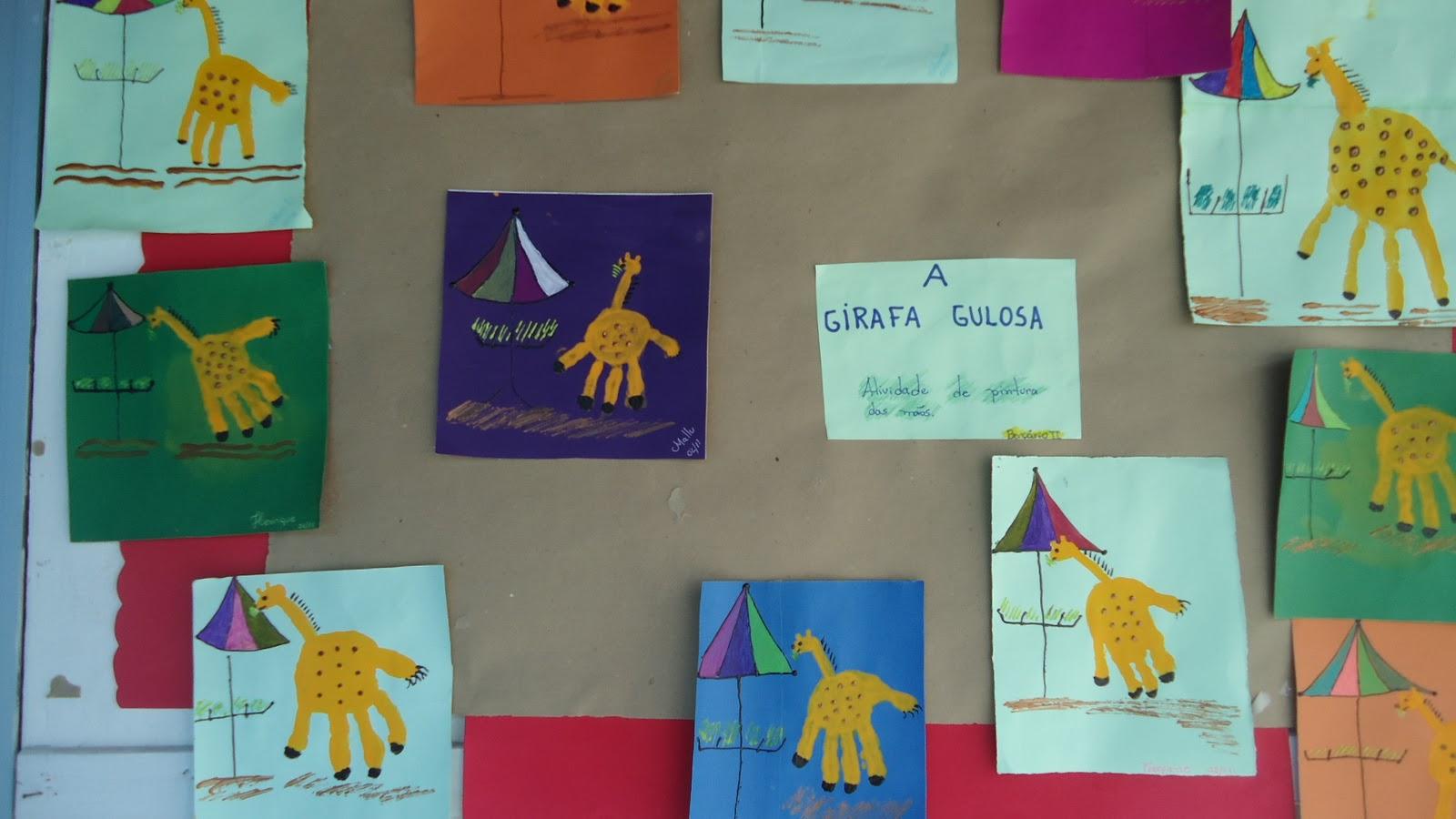 Muito EDUCAÇÃO INFANTIL: Projeto Animais CI26