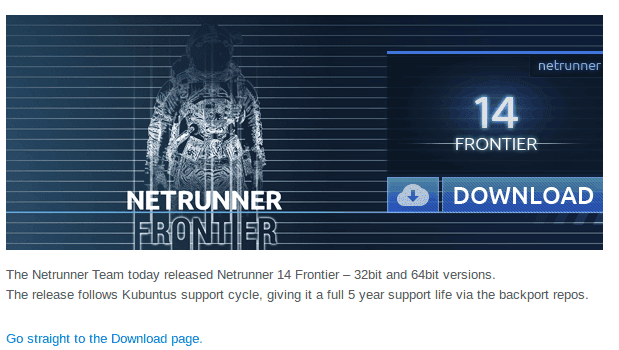 Netrunner 14 disponible para su descarga