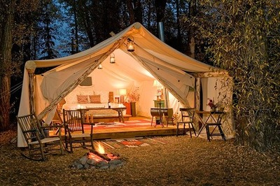 Crush Cul de Sac & Tents and Teepees - Design Chic Design Chic