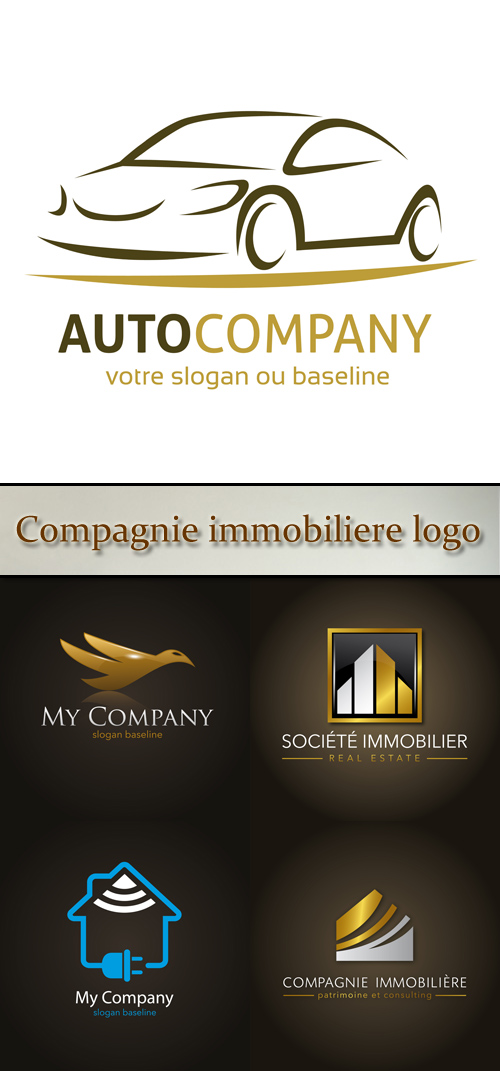 Compagnie immobiliere logo