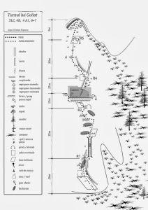 2013.09.1 - Ciucas - Turnul Goliat (Mosul cu Oile) 4B, 4A1, 5lc