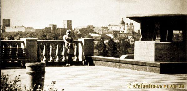 Краєвид на старе місто. Фото з архіву Р.Метельницького
