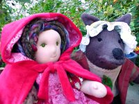 Now at Fresh: Red Riding Hood and Wolfie - Ready to Ship