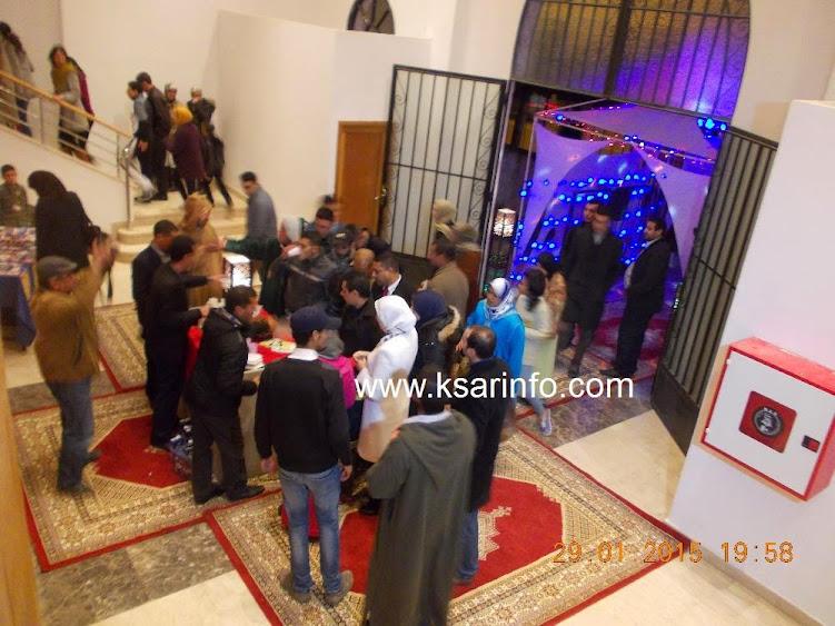 المهرجان الثاني لفني المديح والسماع بمدينة القصر الكبير + فيديو