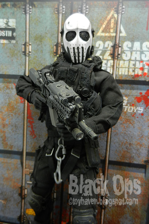 Black Ops kitbash