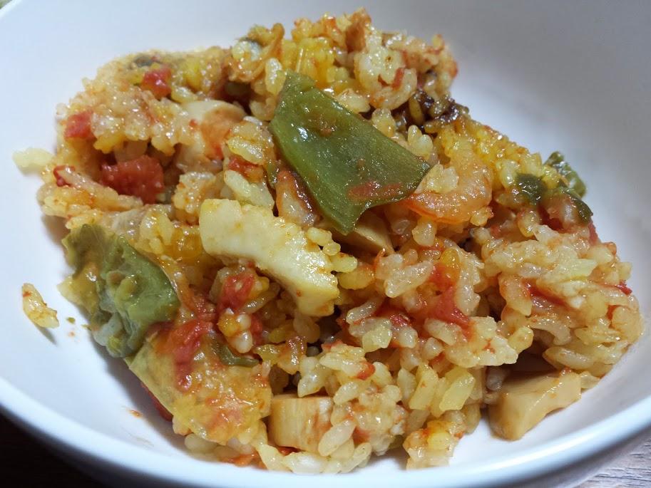 paella cuiseur à riz