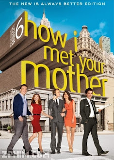 Khi Bố Gặp Mẹ Phần 6 - How I Met Your Mother Season 6 (2010) Poster