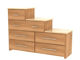 Waterfall Horizontal Dresser