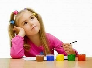 niños creativos