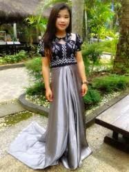 Elcha Targetkan Juara Lagu Banjar
