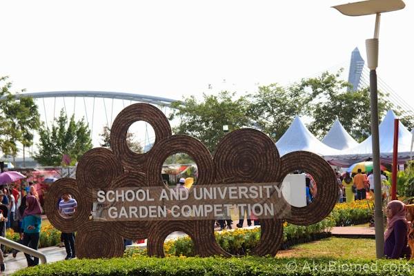Pertandingan Universiti dan Sekolah Seni Floria
