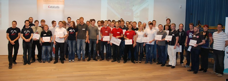 winners of CCC'12 Linz
