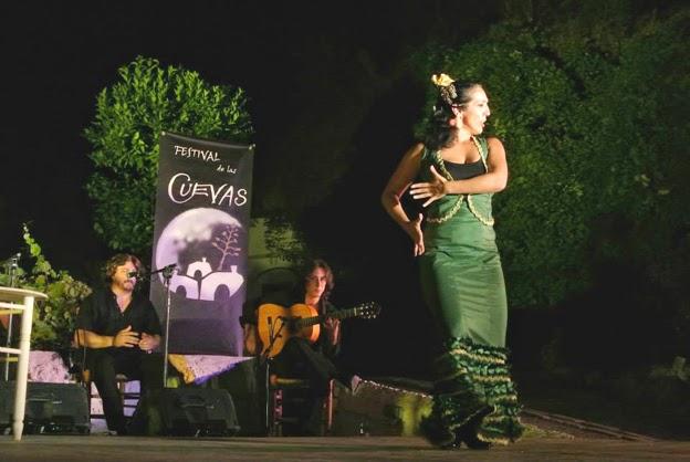 Festival Flamenco de Las Cuevas del Sacramonte