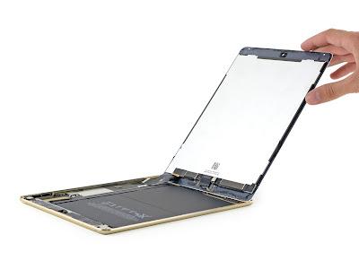 iPad Air 2の分解レポート:iFixit