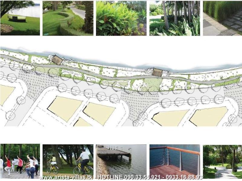 ARISTA VILLAS – Dự án biệt thự arista villas thủ đức