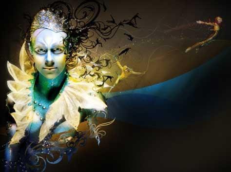 Cirque du soleil, presentación