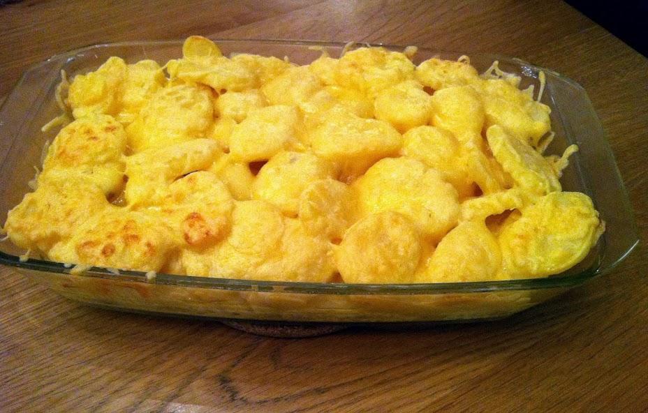 Aardappelgratin 2