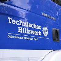 Technisches Hilfswerk - Ortsverband München-West