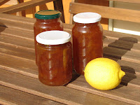 mermelada de limón/lemmon lemon jar