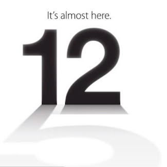 iPhone 5 launching
