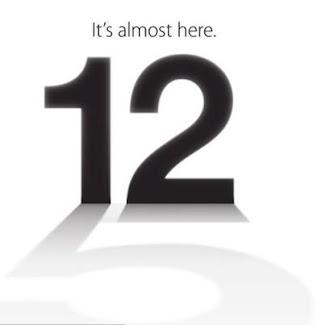 iPhone 5 launching