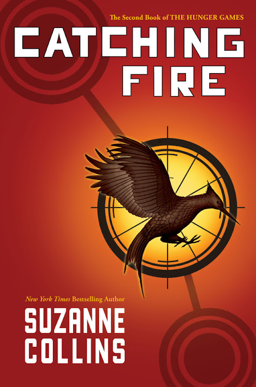 Book Review: Catching Fire (The Hunger Games, Book 2), By Suzanne Collins Book Cover Art