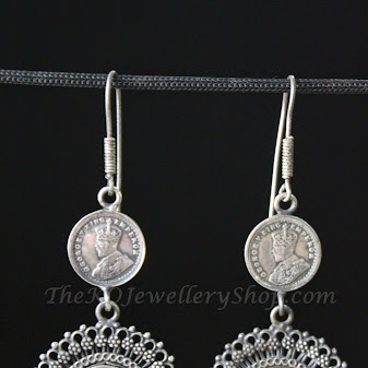 Get Hooked To These Hook Earrings And Jhumkas In Pure Silver Online Or