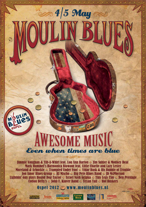 Moulin Blues 2012