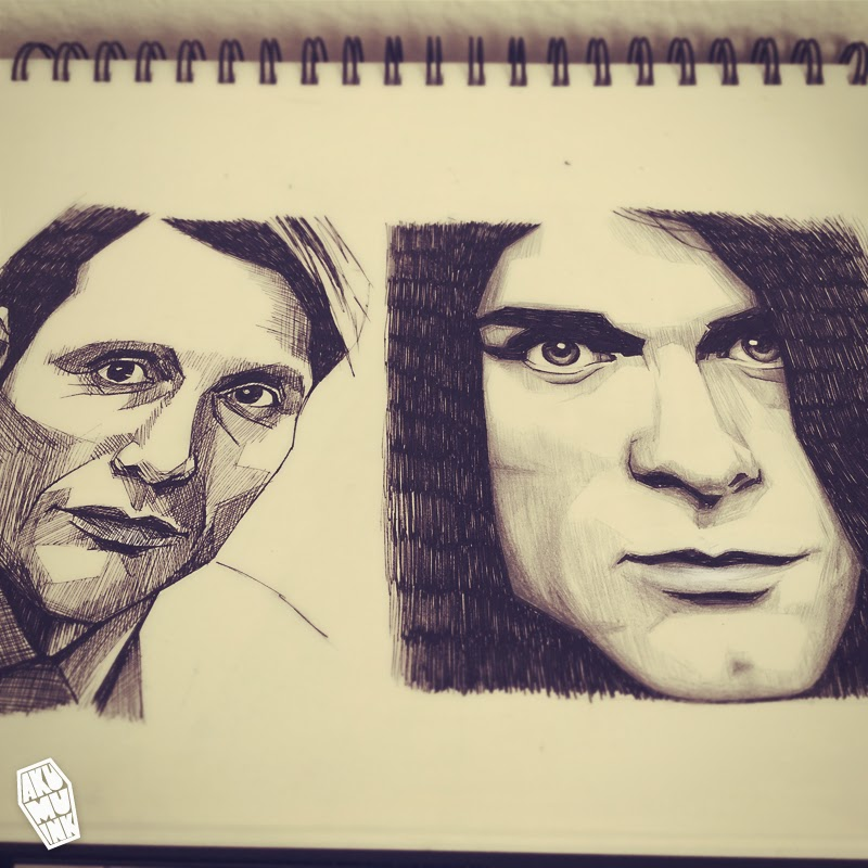 sketchbook, kurt cobain sketch, nirvana sketch, cobain portrait, cobain sketch, cobain drawing, cobain artwork, nirvana fanart, nirvana artwork
