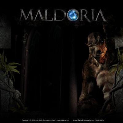 Pogled na Maldoriju