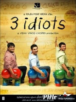 Phim 3 Chàng Ngốc - 3 Idiots (2009)