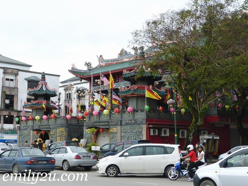 Tua Pek Kong Temple, Bintulu, Sarawak
