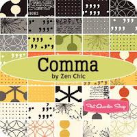 Comma by Zen Chic