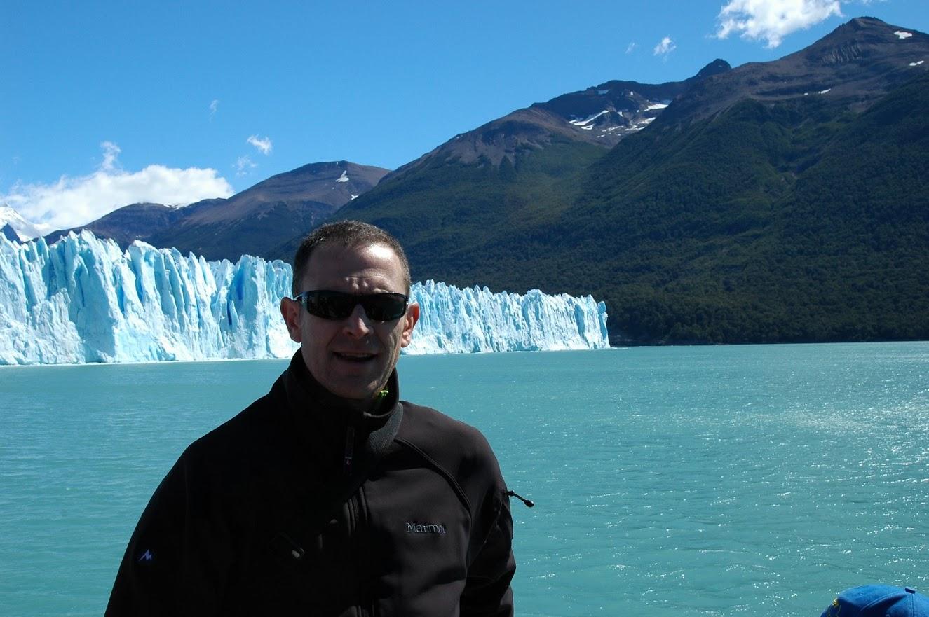 Estuve en el Perito Moreno