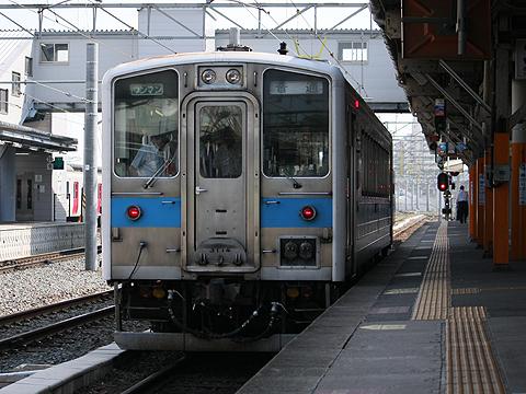 JR九州 キハ31系 熊本駅にて
