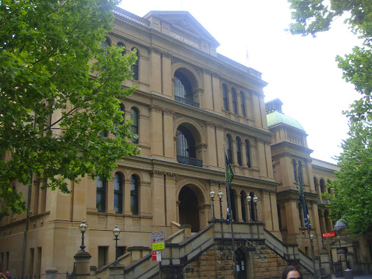 Sydney Hospital & Sydney Eye Hospital, 8 Macquarie Street, Sydney NSW 2000, Australia