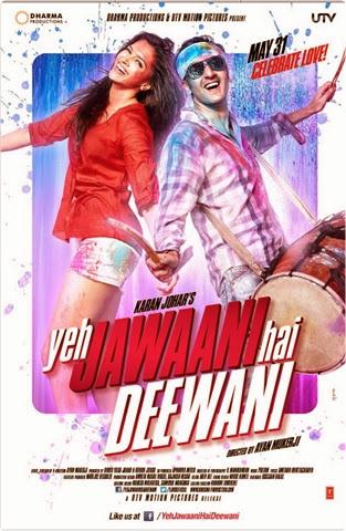 Yeh Jawaani Hai Deewani [BrRip] [Subtitulada] [2013]