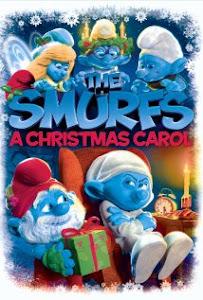 Giáng Sinh Ở Ngôi Làng Xì Trum - The Smurfs A Christmas Carol poster