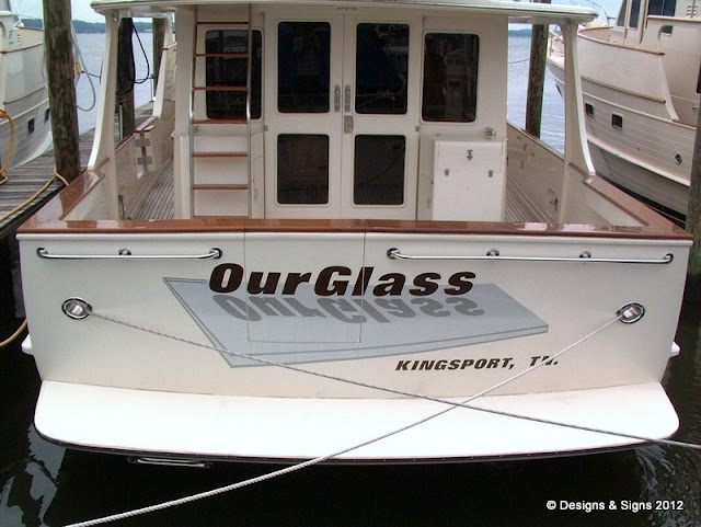 boat name - hour glass