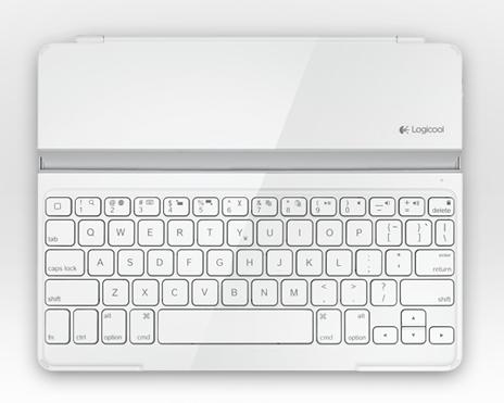 TK710WHのキーボードレイアウト