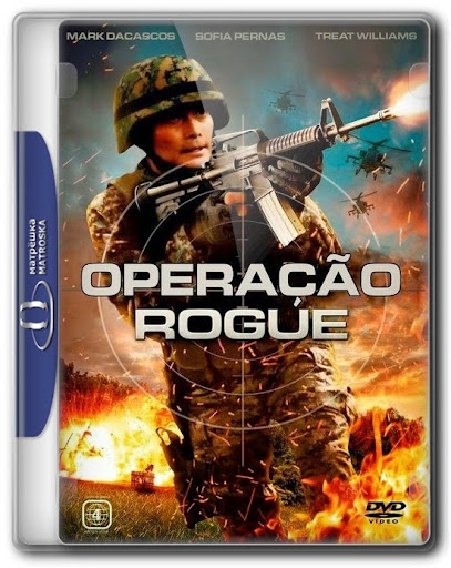 Operação Rogue 1080p / 720p WEB-DL Dublado – Torrent DualAudio (2014) Legendado