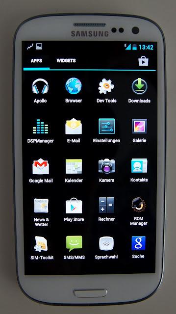 CM9 SGS 3: CyanogenMod 9 Nightlies für Samsung Galaxy S3 erschienen 3
