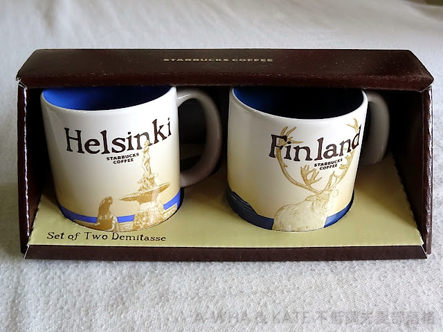 【STARBUCKS星巴克世界馬克杯收集】購物指南必買紀念品特輯15-大洋洲歐洲篇:芬蘭 赫爾辛基