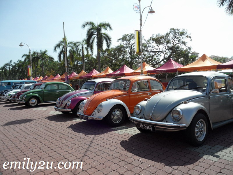 Ipoh City Day Volkswagen Beetle